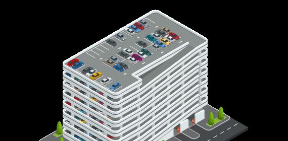 立体駐車場の立ち上げ・再生